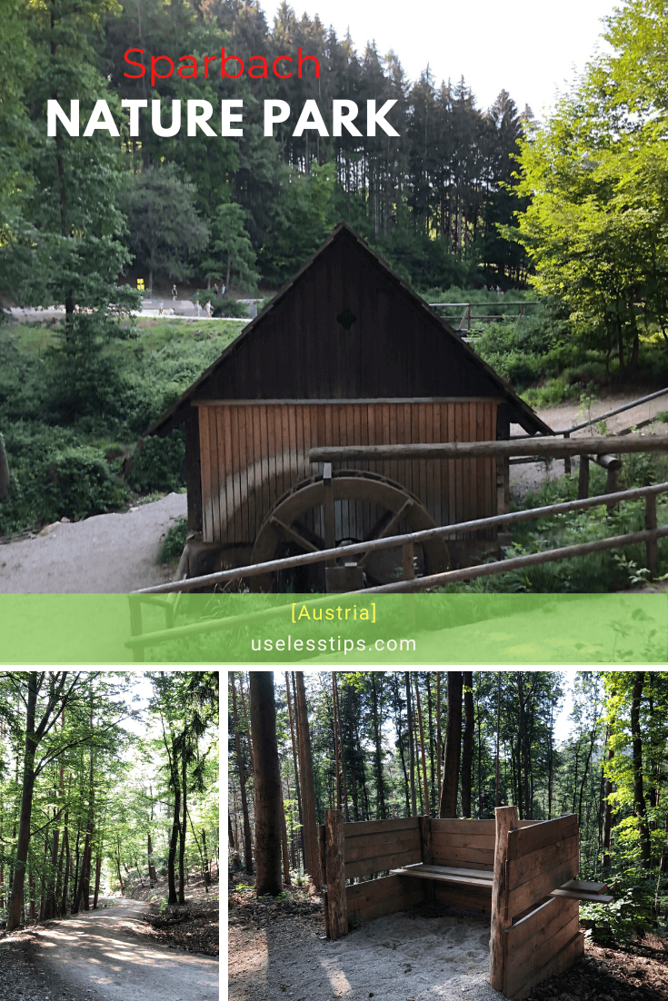 sparbach nature park